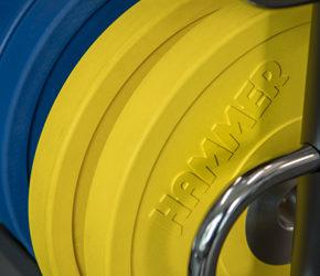 Hammer Strength Weights