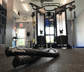 Sister Bay Athletic Club- Power Ropes