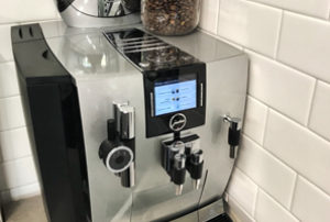 Sister Bay Athletic Club- Coffee Machine