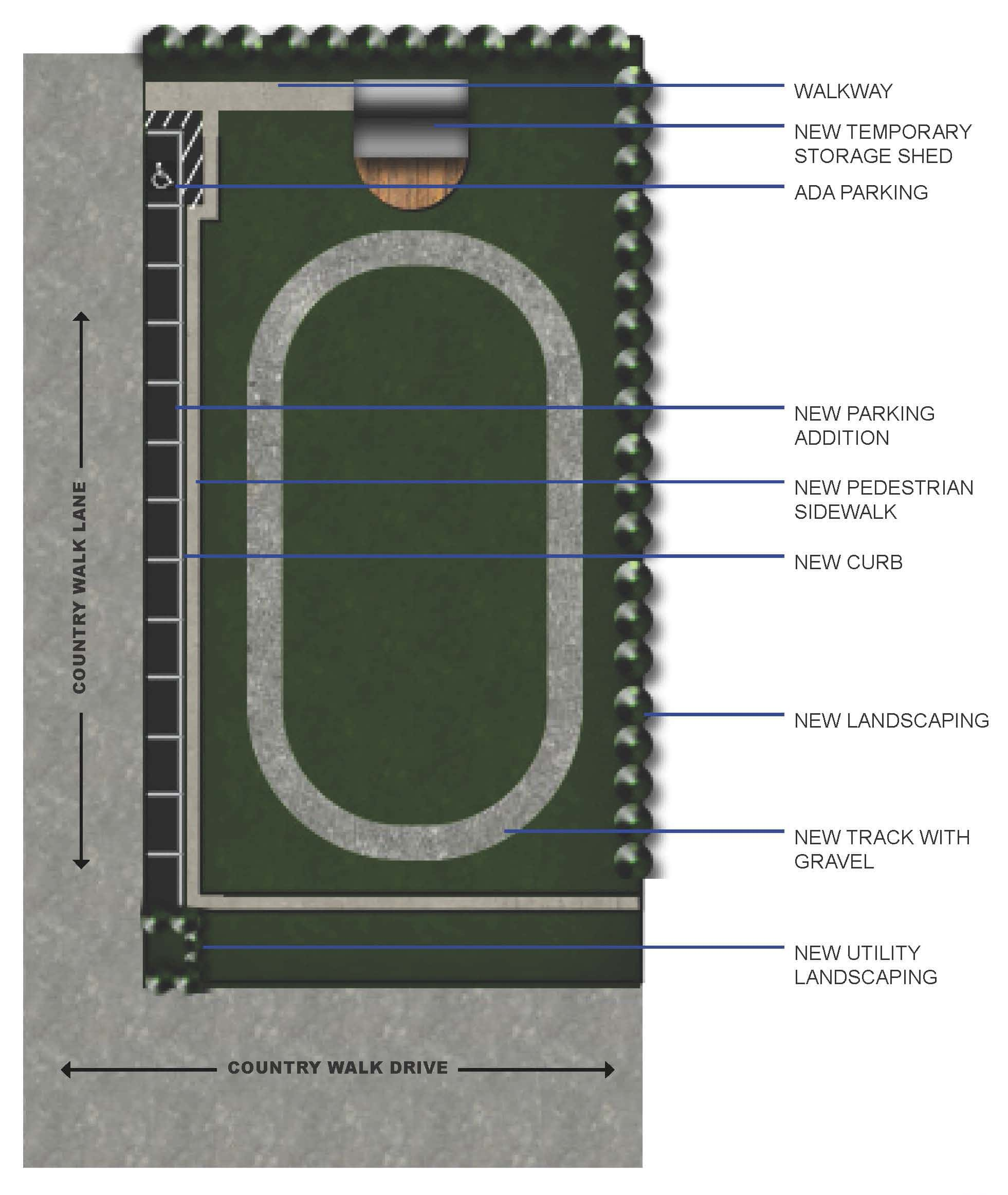 Sister Bay Athletic Club FieldHouse Plans
