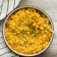 Baked Barley Risotto Recipe