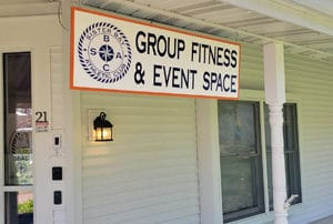 amenities at Sister Bay Athletic Club