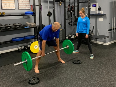 Personal Training in Sister Bay
